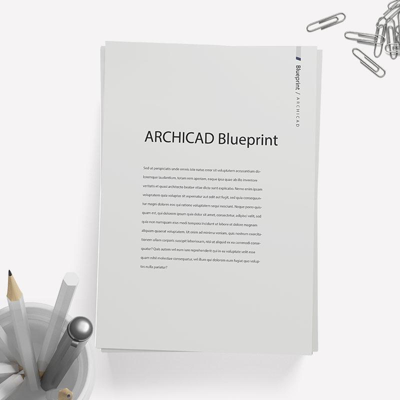 ARCHICAD Blueprint